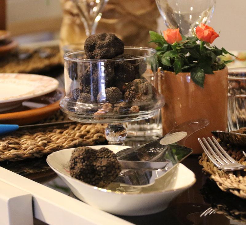 Truffle Hunting Tuscany Lunch