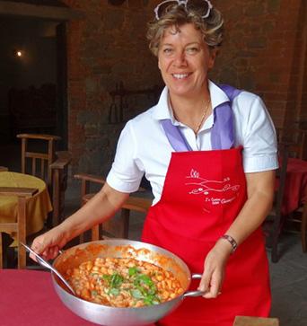 Italian Cooking School - Giuseppina Pizzolato